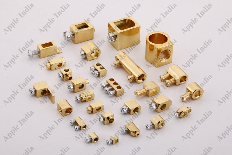 welcome to apple brass fittings we offers brass electrical wiring accessories which is in different shapes and sizes depending upon the requirement of the clients